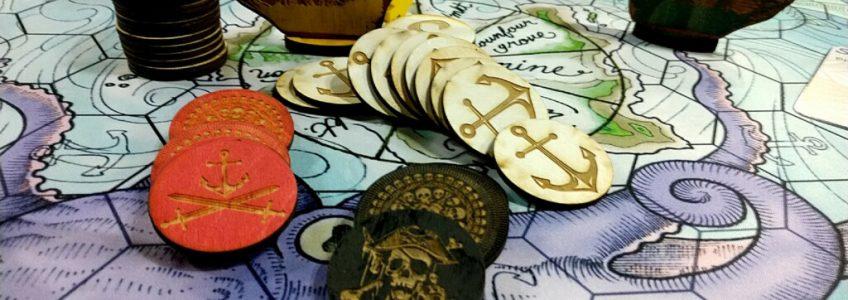 Captains & Curses pieces